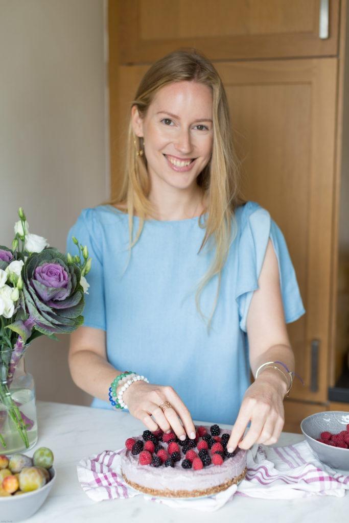Nadine Andreewitch naturopathe et professeur de yoga