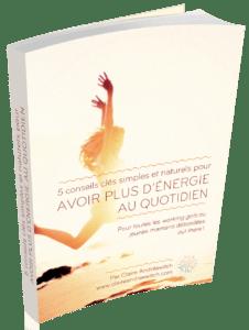 Ebook gratuit 5 conseils clés Claire Andréewitch