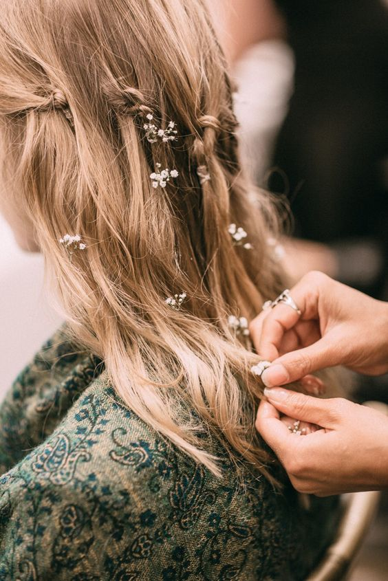 des beaux cheveux au naturel