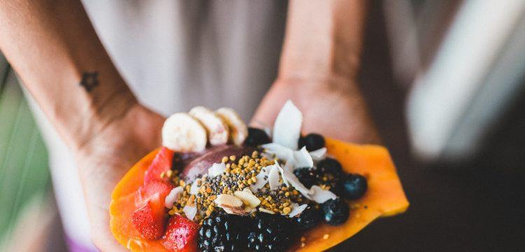 manger sainement en voyage