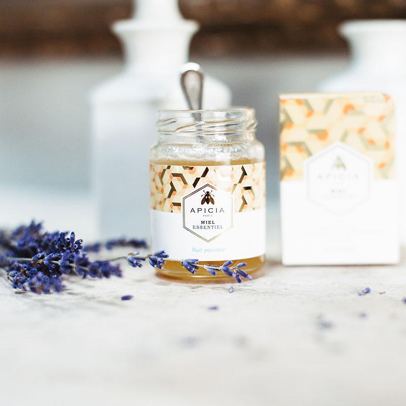 bienfaits miel Apicia