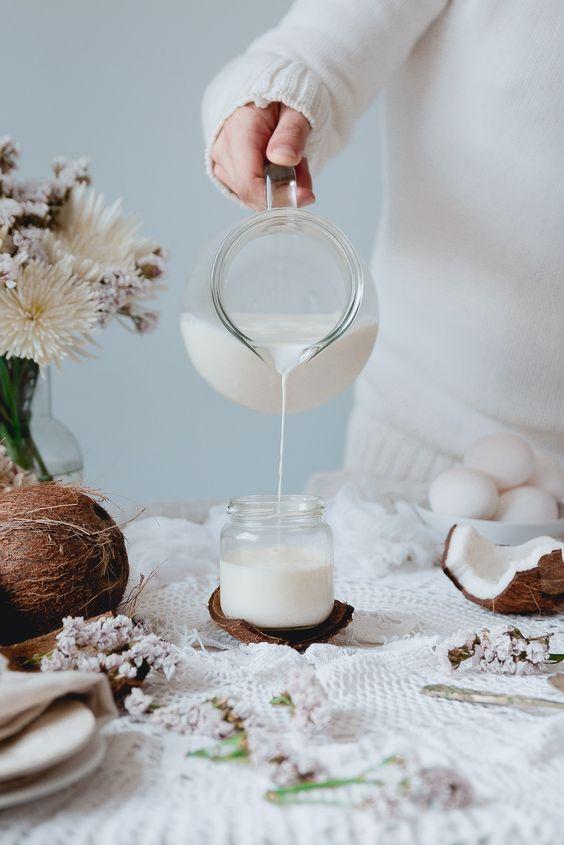 l'huile de coco est un allié minceur pendant les fêtes
