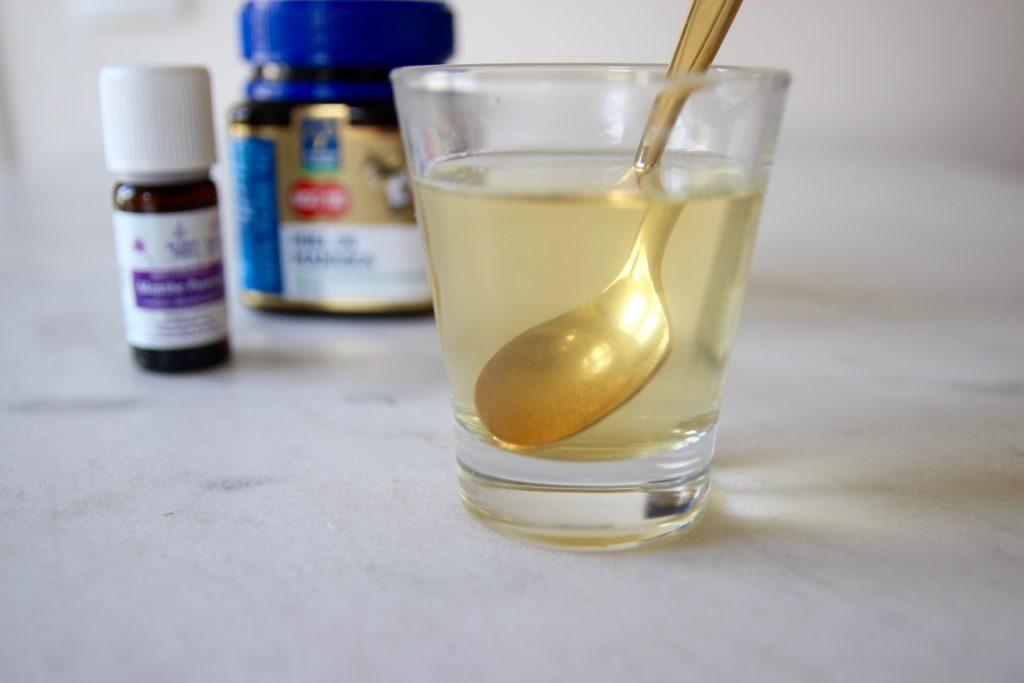 la menthe poivrée en fin de repas pour soulager la digestion