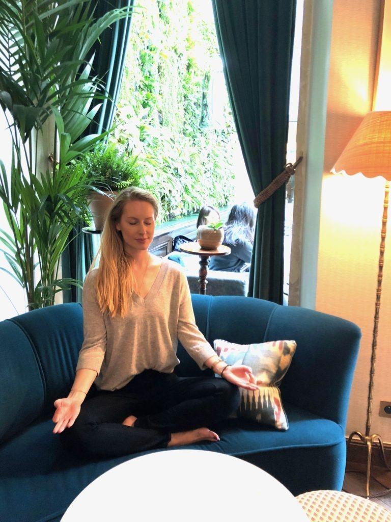 pratiquer une méditation pour l'amour de soi