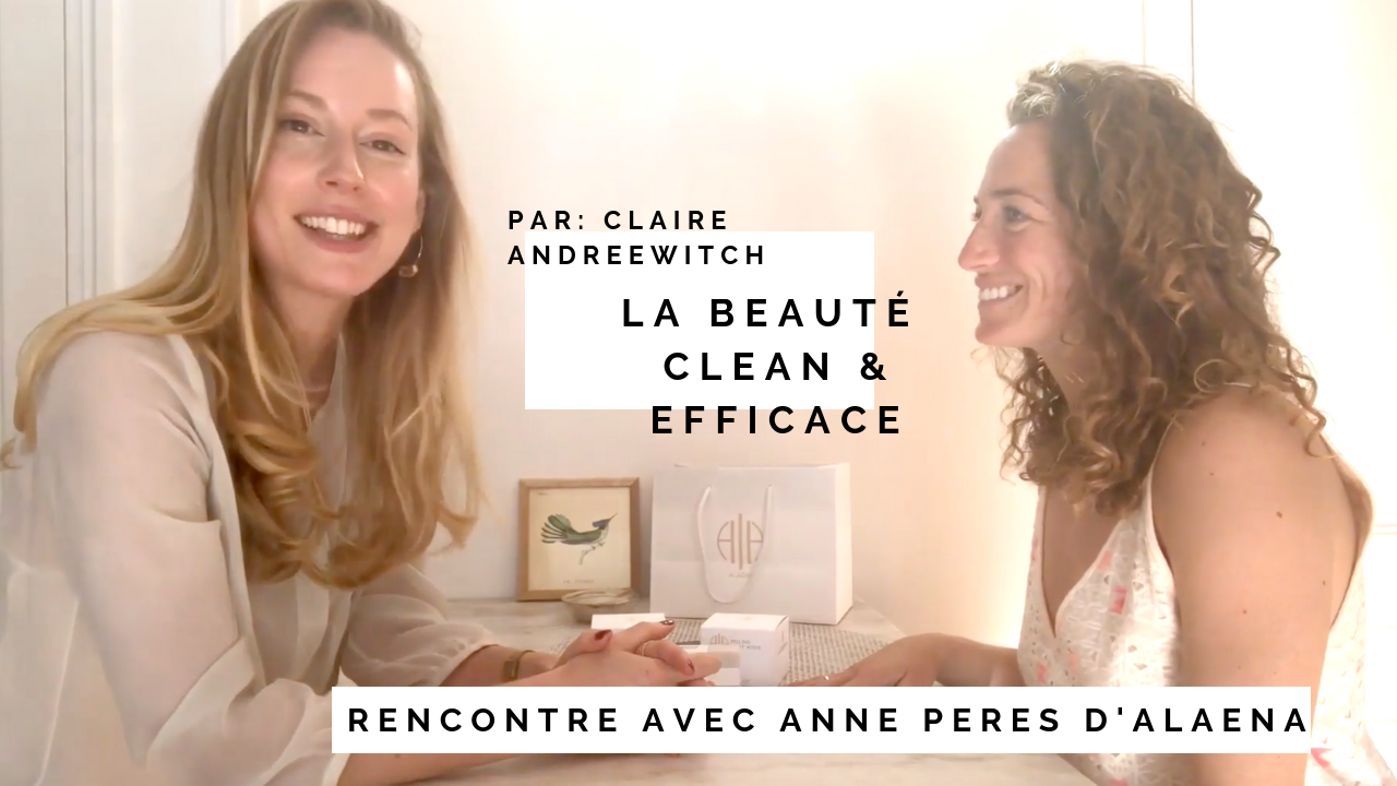 Claire Andreewitch rencontre avec Anne Peres