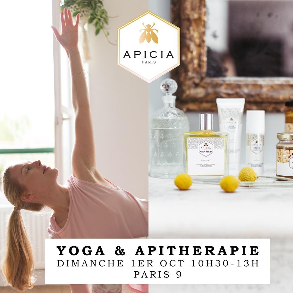 atelier de yoga énergie