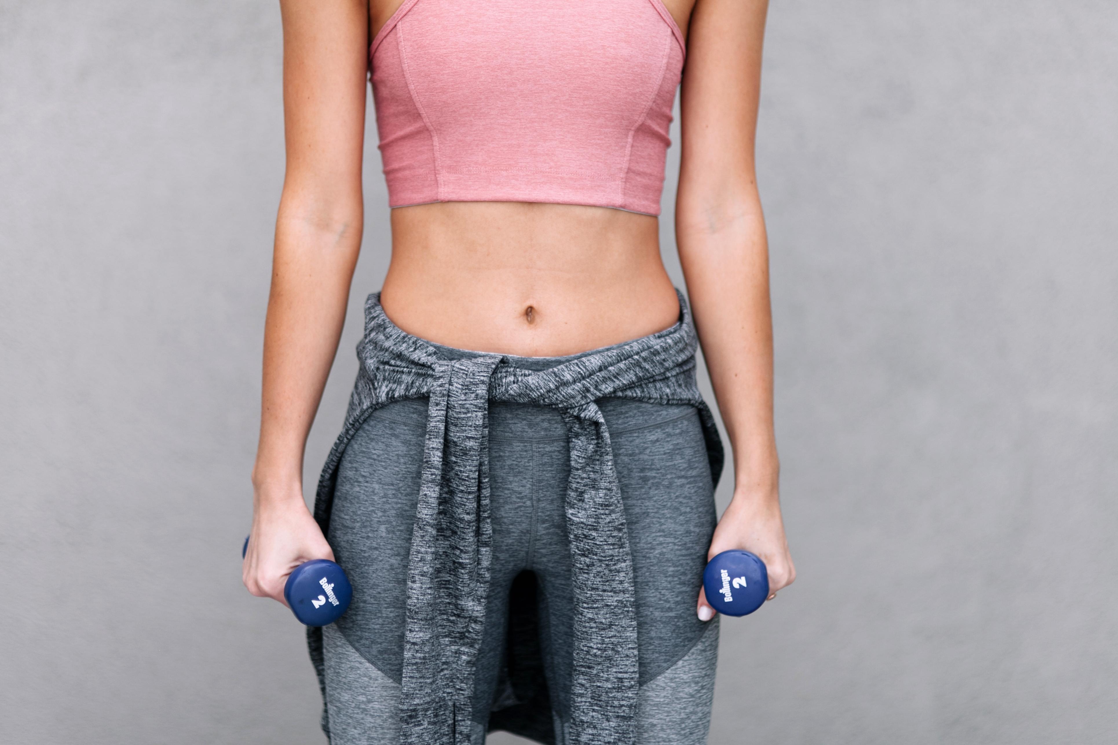 un bon métabolisme avec l'activité musculaire