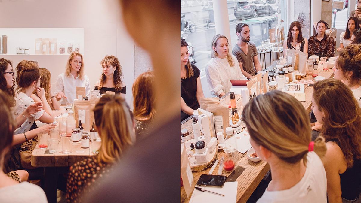 Talk Beauty inside & out chez Atelier Nubio Juin 2019